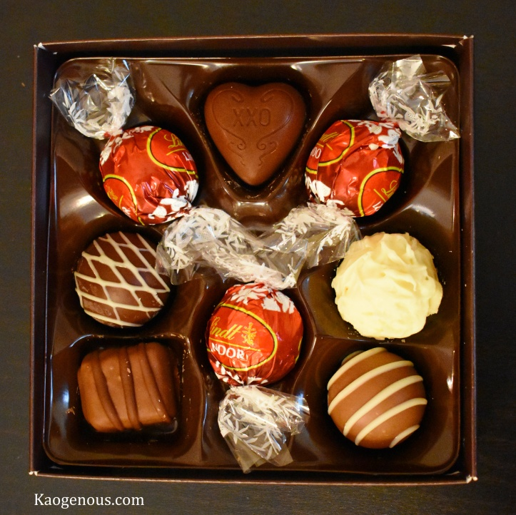 lindt chocolates box ranking