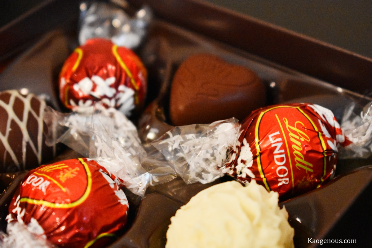 Milk Chocolate Day & Definitive Ranking of Lindt Flavors