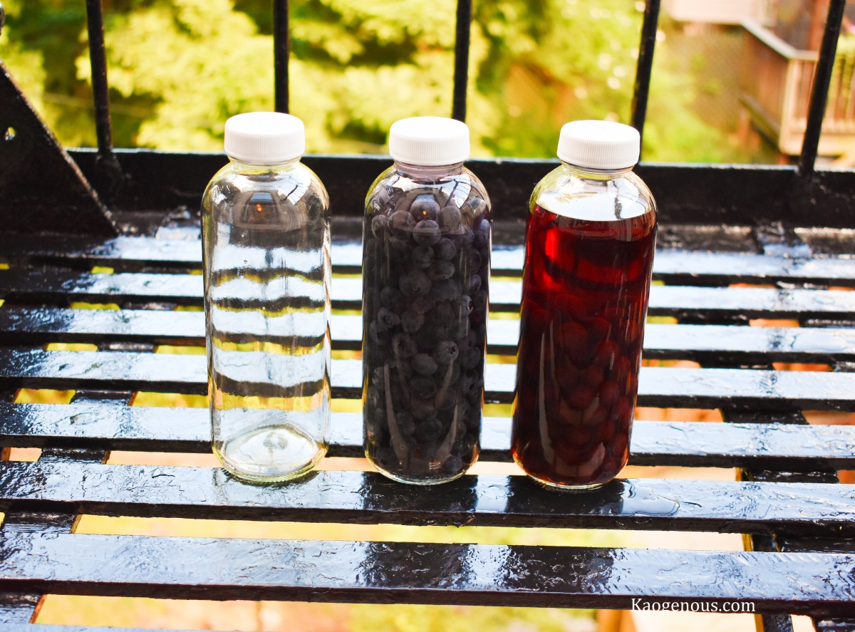 Making Your Own Flavored Vodka