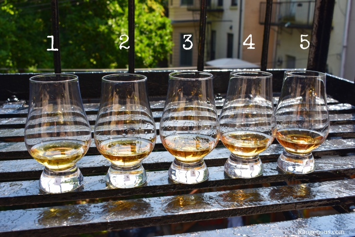cheap-whiskey-tasting-lineup