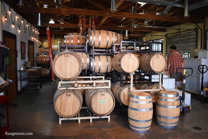 Oak-Barrels-New-Deal-Distillery