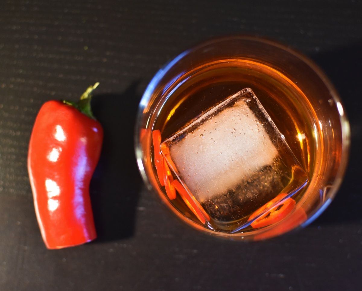 The Inferno — A Dante Alighieri Inspired Italian-ish Cocktail Recipe